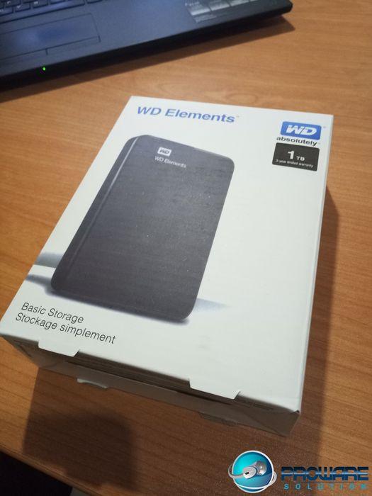 WDelements 1TB 3.0 (novo)