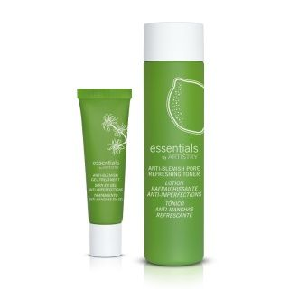 Amway-Set essentials by ARTISTRY™ anti-imperfecțiuni