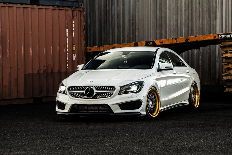 Jante originale Mercedes CLA 7.5x18 et 52 Oradea - imagine 7
