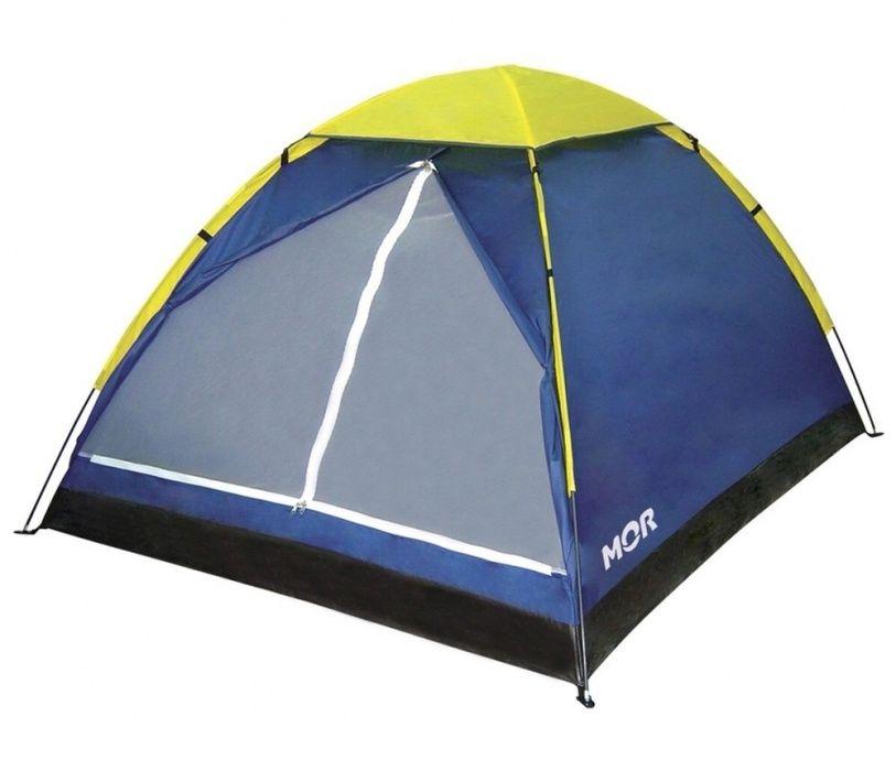 Tendas de acampamento