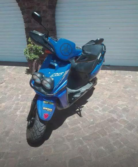 Yamaha bws100 manual agasolina