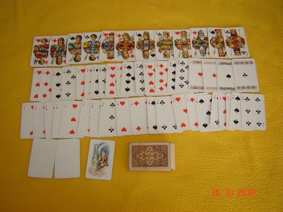 Carti de joc CCCP anii 70 noi