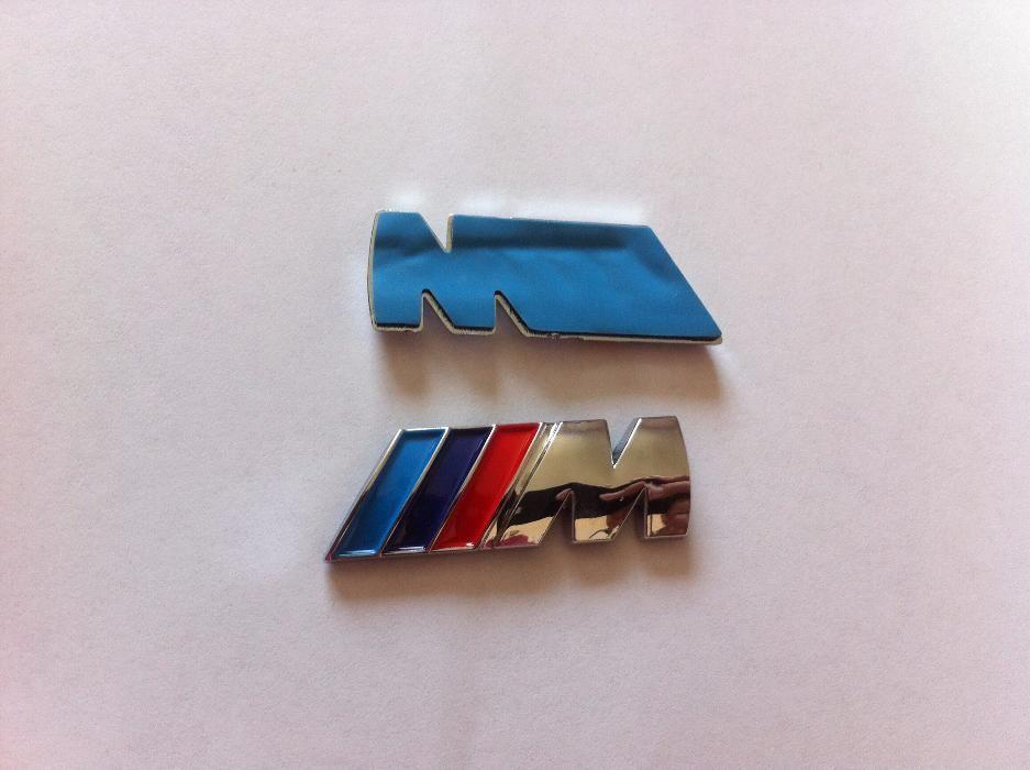 Set Emblema BMW M3 spate/aripi abs