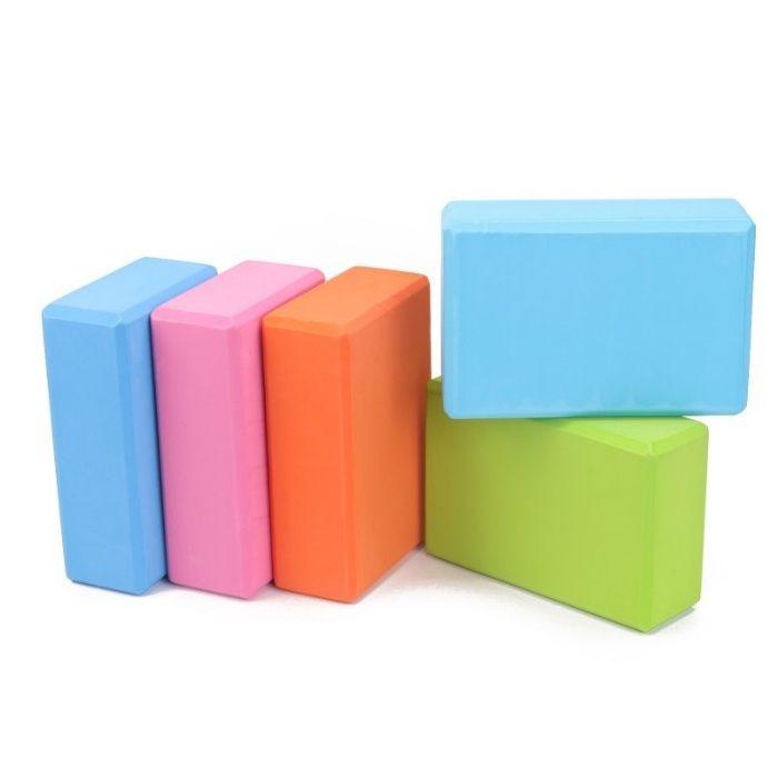 Йога Блокчета - Блокчета, Тухлички за Йога, Различни Цветове