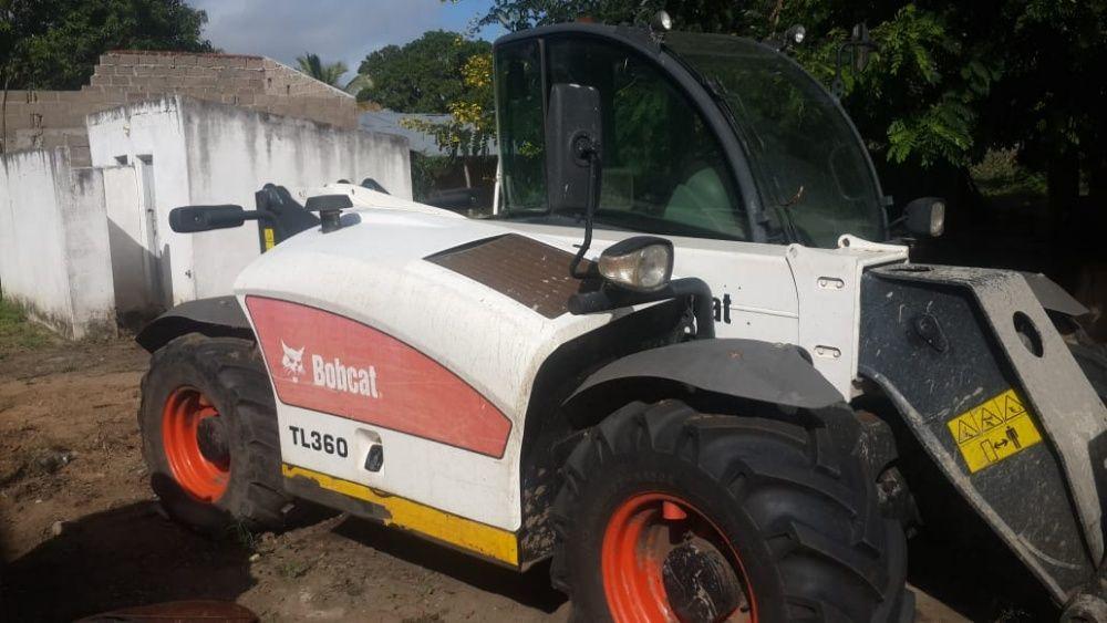 Bobcat TL360 modelo 2013