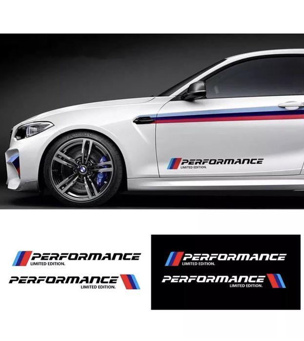 Emblema & stickere BMW ///M