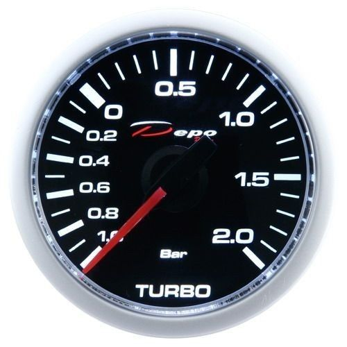 Ceas indicator presiune Turbo Diesel/Benzina DEPO