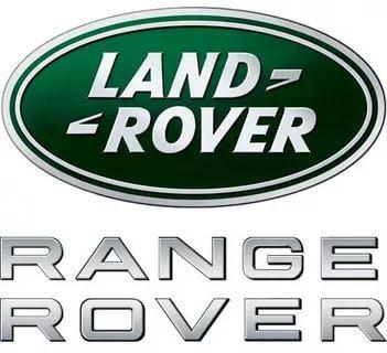 Брызговики//Дефлекторы (ветровики) полики на Land Rover Range