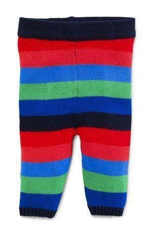 Pantaloni/colanti 12-18 luni, bumbac 100%, NexT, noi cu eticheta