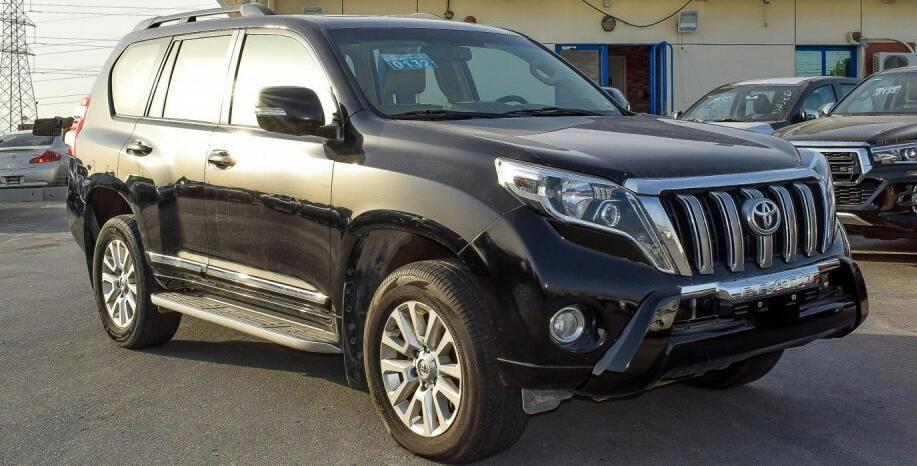 Toyota Land Cruiser Prado Viana - imagem 1