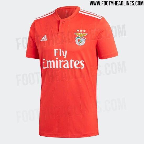 Benfica New kit 18/19