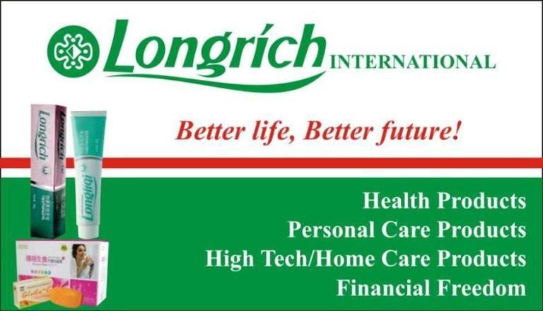 Plano de Negócios da Longrich