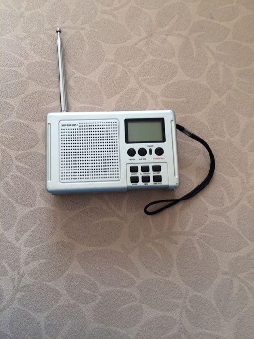 Преносимо радио
