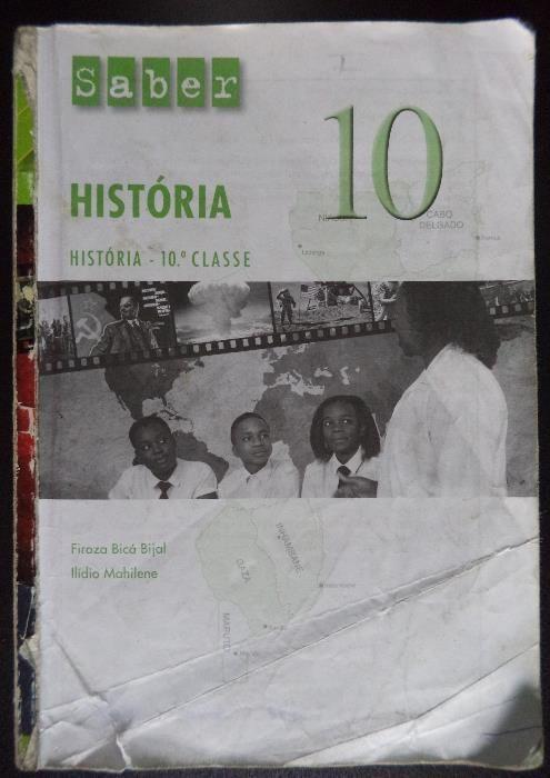 Livro de História da 10ª Classe