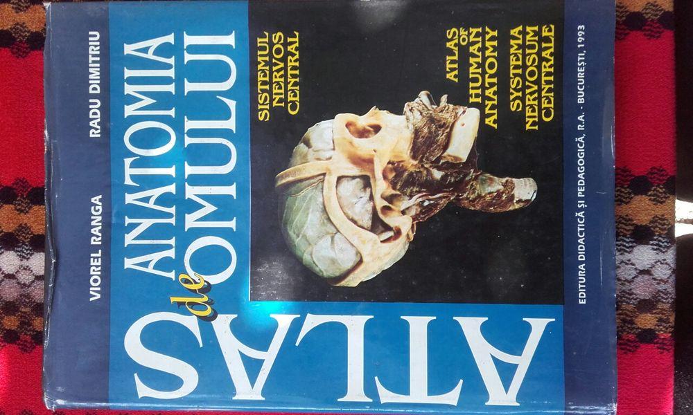 Atlas de Anatomia Omului - Sistemul Nervos Central de Viorel Ranga