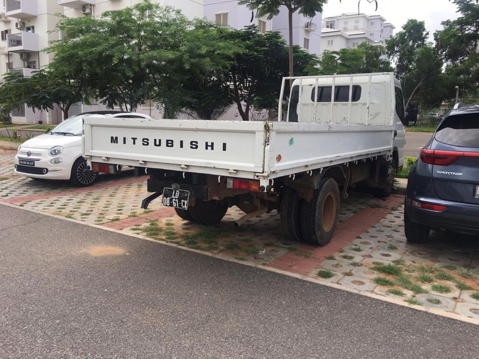 Mitsubishi canter em perfeitas condições