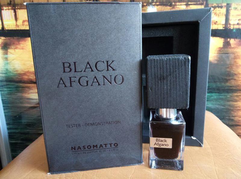 Parfum Tester Nasomatto Black Afgano unisex
