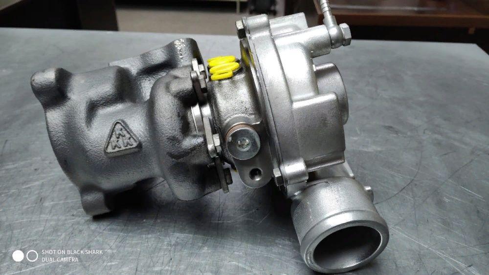 Турбина на Audi, Passat b5, для 1.8 бензинового двигателя