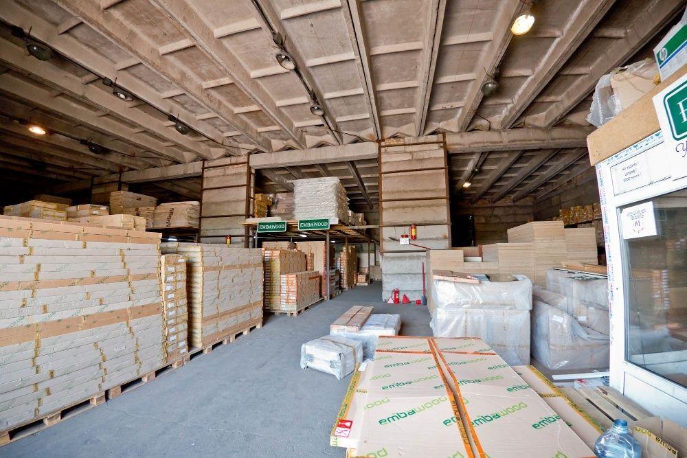 Сдаются в аренду отапливаемые складские помещения