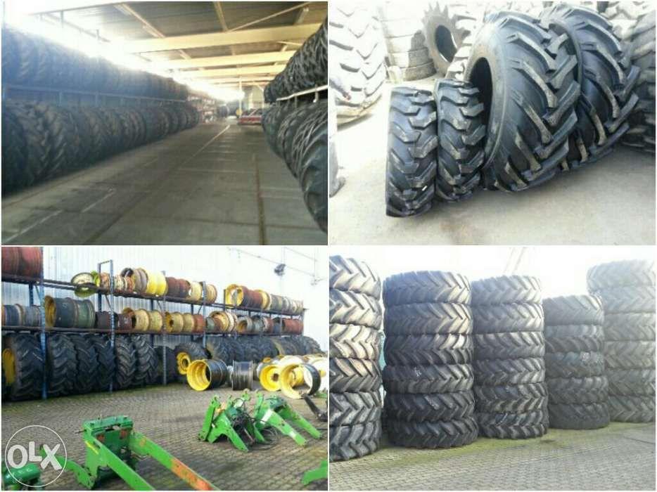 Anvelope/Jante/tiranti/piese tractor