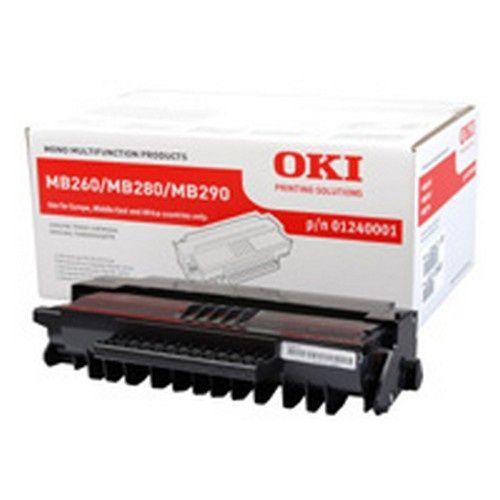 Cartus original OKI 01240001 / MB260, MB280, MB290
