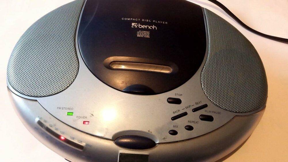 Портативен CD плейър / радио E-Bench-Kh-2242