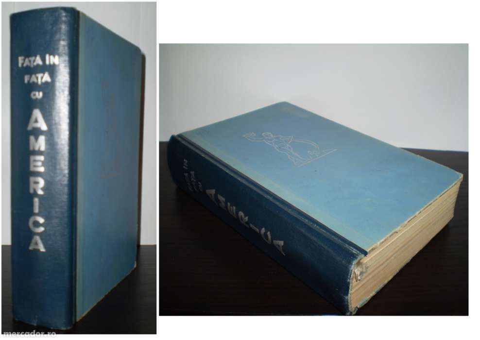Fata in fata cu America - Nikita Hrusciov, 1960 (prima editie)