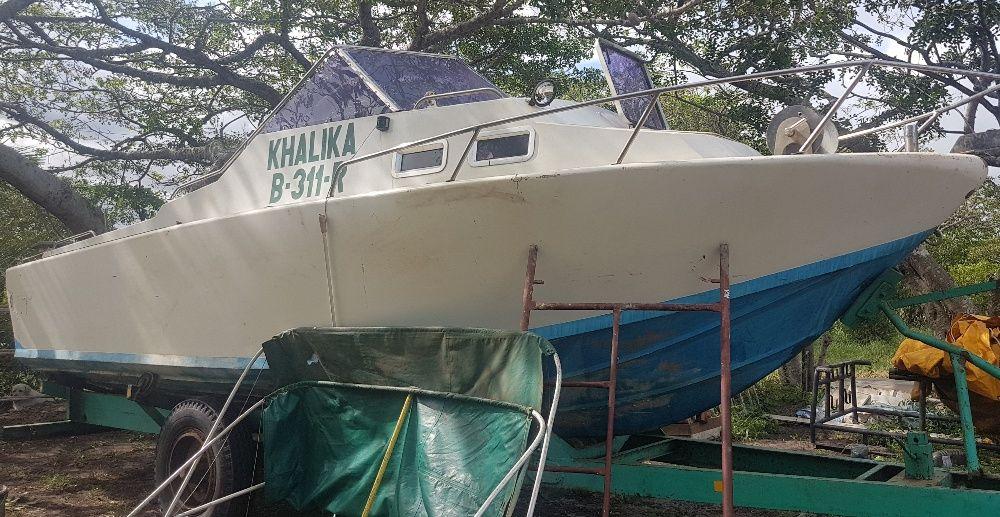 Barcos Fibrar, reparar...