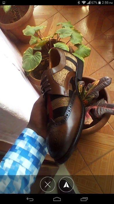 sapatos Ingombota - imagem 1
