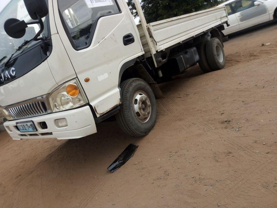 Camioneta JAC 4t