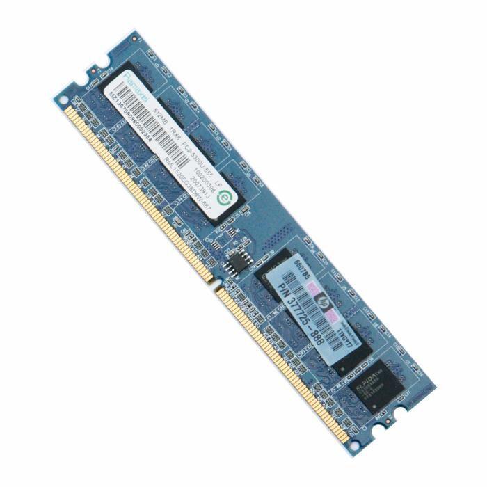 Ram memorie - Ramaxel DD2, 1 GB, 1Rx4, 800 Mhz