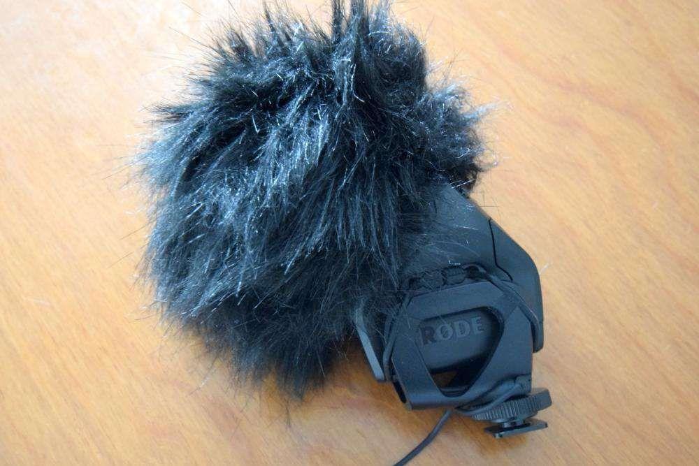 Protector de vento para microfone Rode