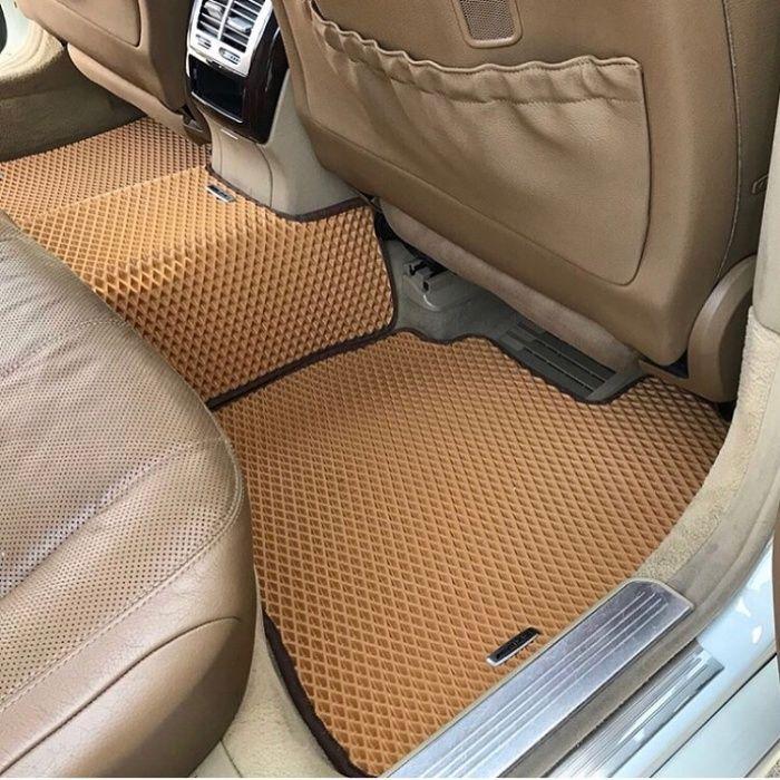 EVA Авто коврики ЕВА Цена за Комплект! в Павлодаре изготовим за 1 час