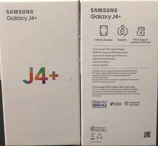 J4 Plus 16gb