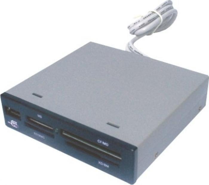 Card Reader Intern IPTIME ZC-UR0904 3.5 zc-ur0904 slot floppy disk