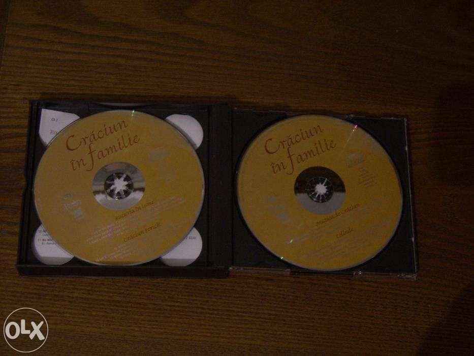 """Colectie de Colinde, 3 CD-uri,""""Craciun in Familie"""""""