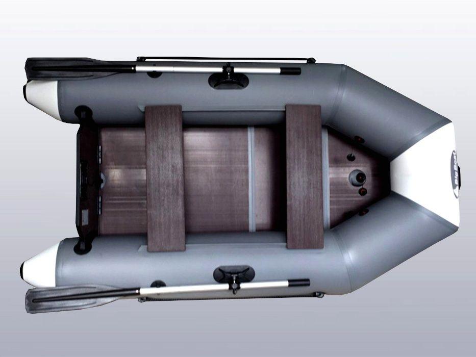 Новая лодка Big Boat T250К