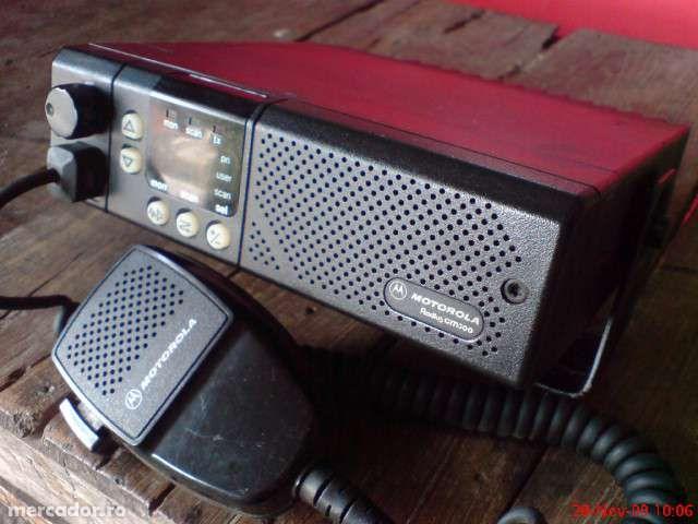 Statie Mototrola Gm 300 performanta + antena Magnum