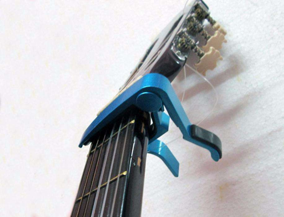 acessorio de guitarra capotraz metalicos Beira - imagem 2
