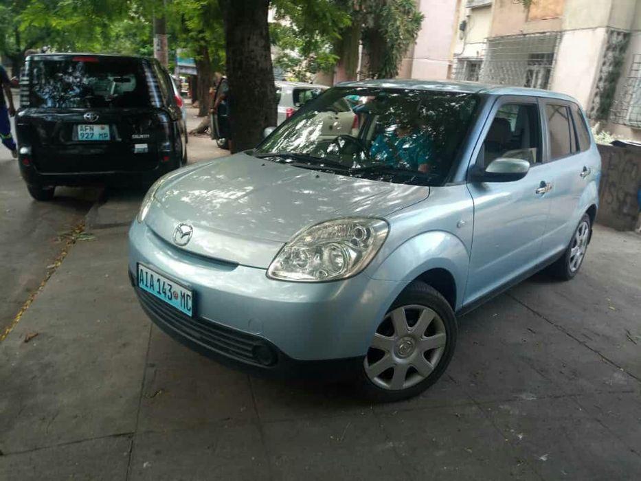 Mazda clean