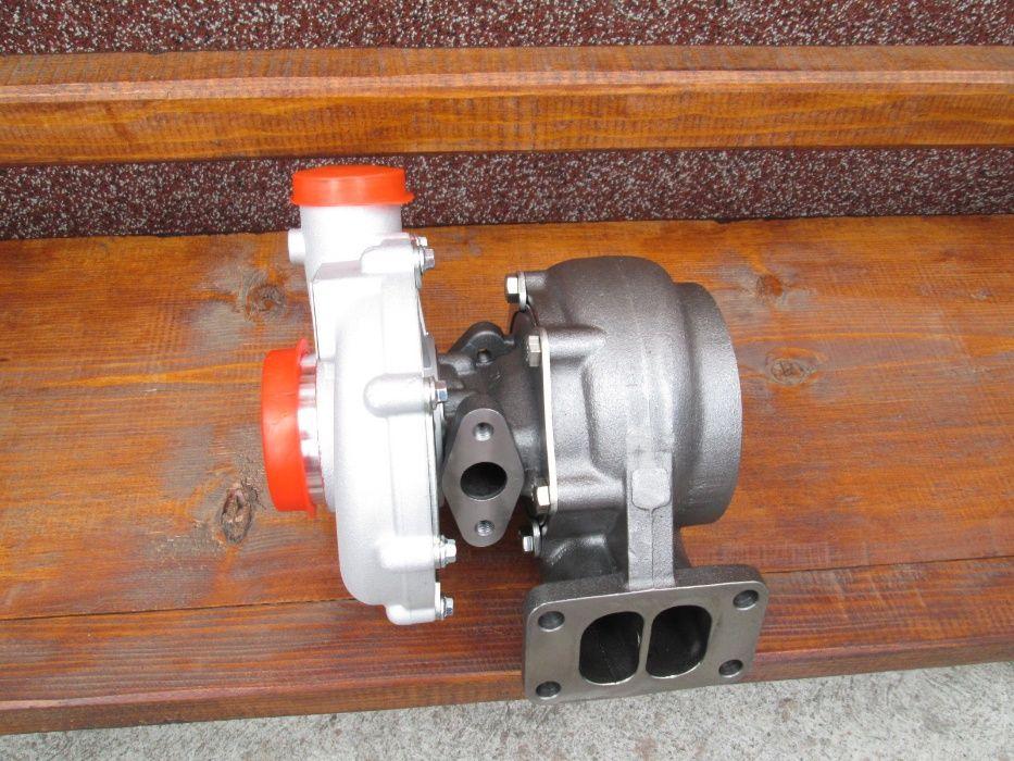 Reparatii de turbosuflante pentru utilaje .