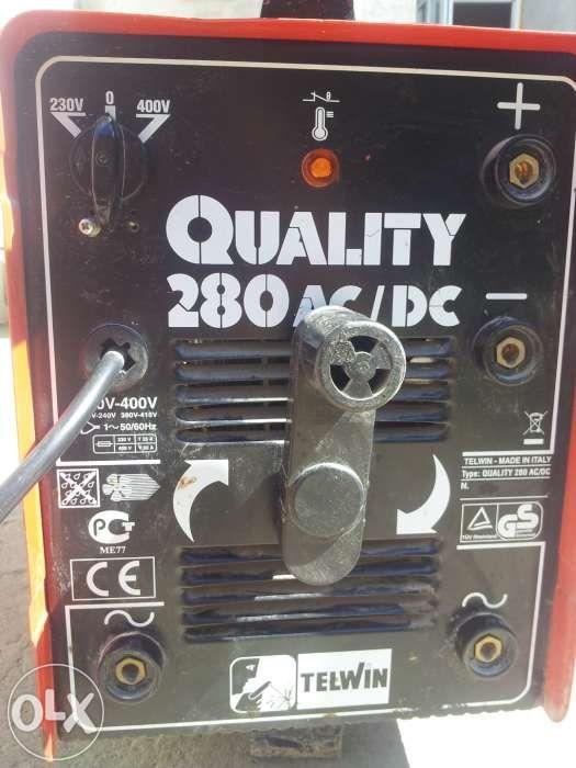 Aparat de sudura Telwin Quality 280 AC/DC tip redresor