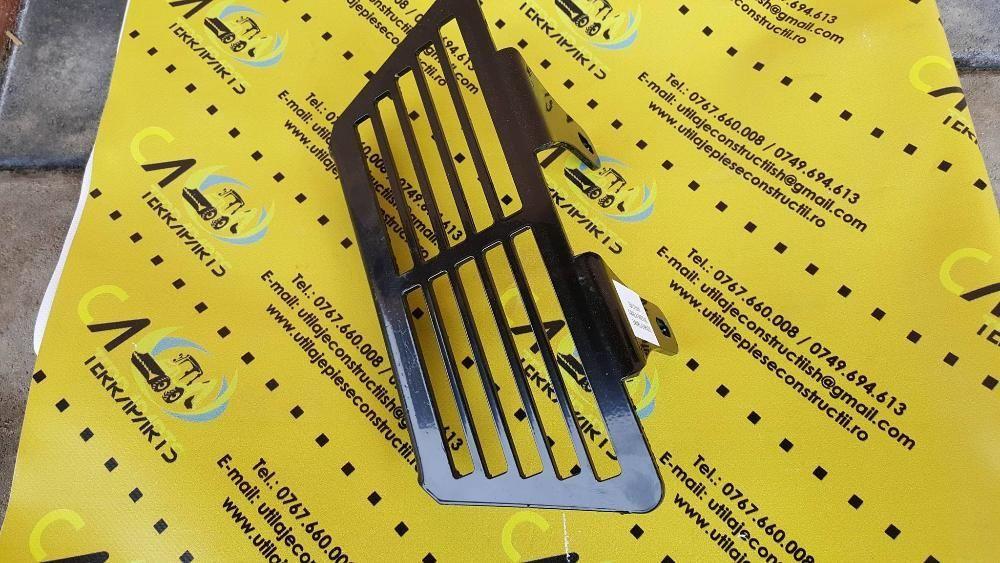 Grila metal protectie stopuri spate buldoexcavator JCB