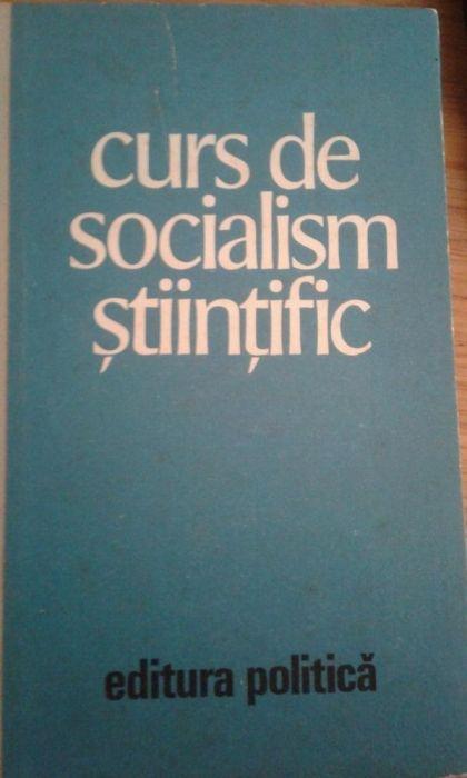 Curs de socialism ştiințific