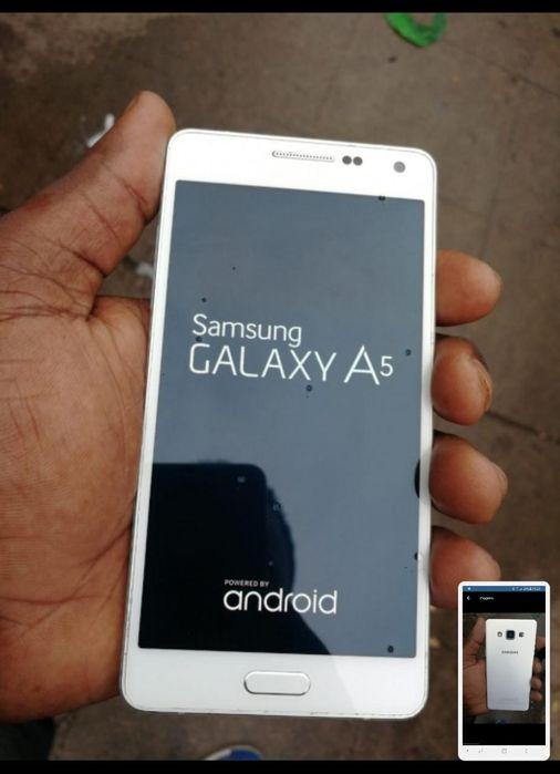 Galaxy A5 32g dual sim card