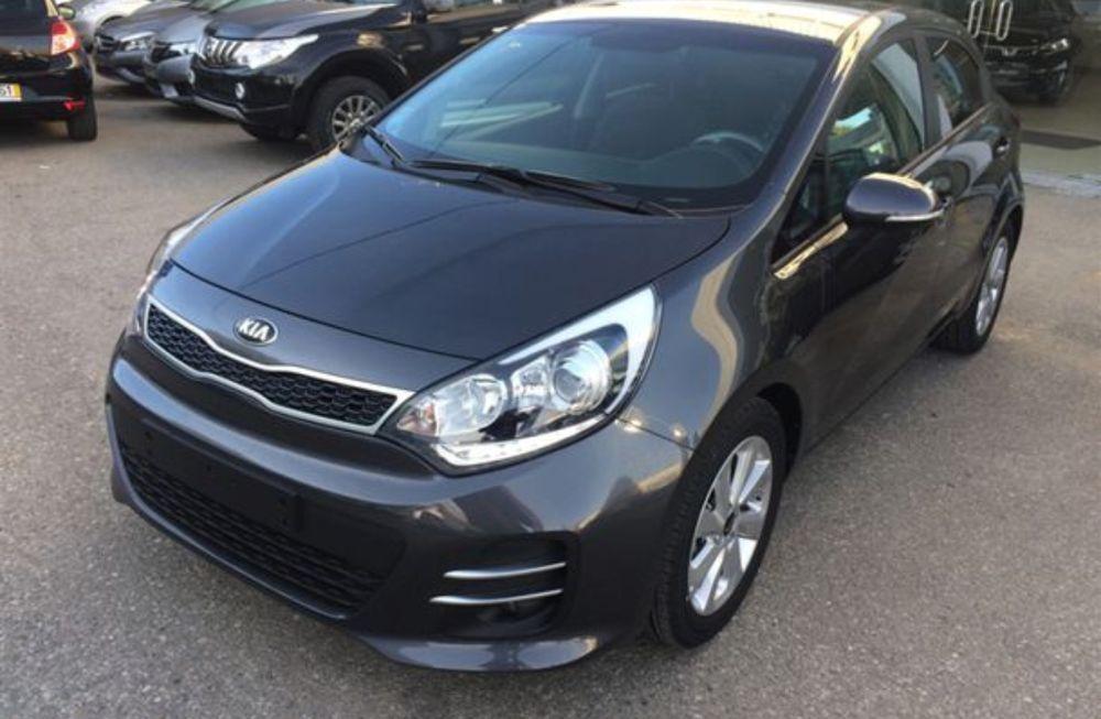 Kia rio full option 2016 a venda