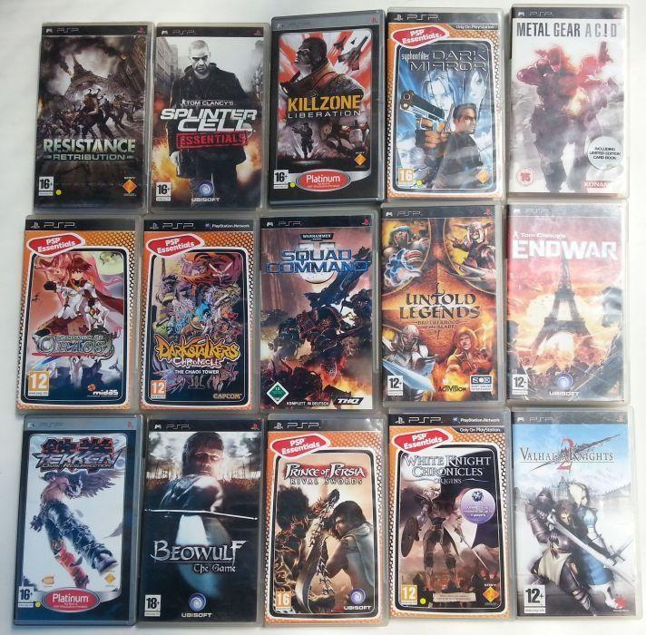 Оригинални Игри за игровата конзола Sony PSP / ПСП