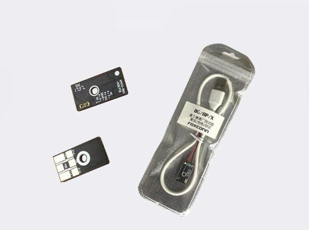 тестер foxconn за активиране и зареждане на батерия за iphone 8g  8