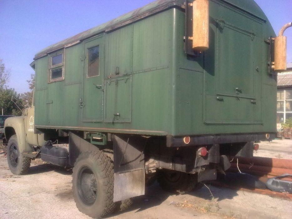 Фургон Агрегат 100 kWt