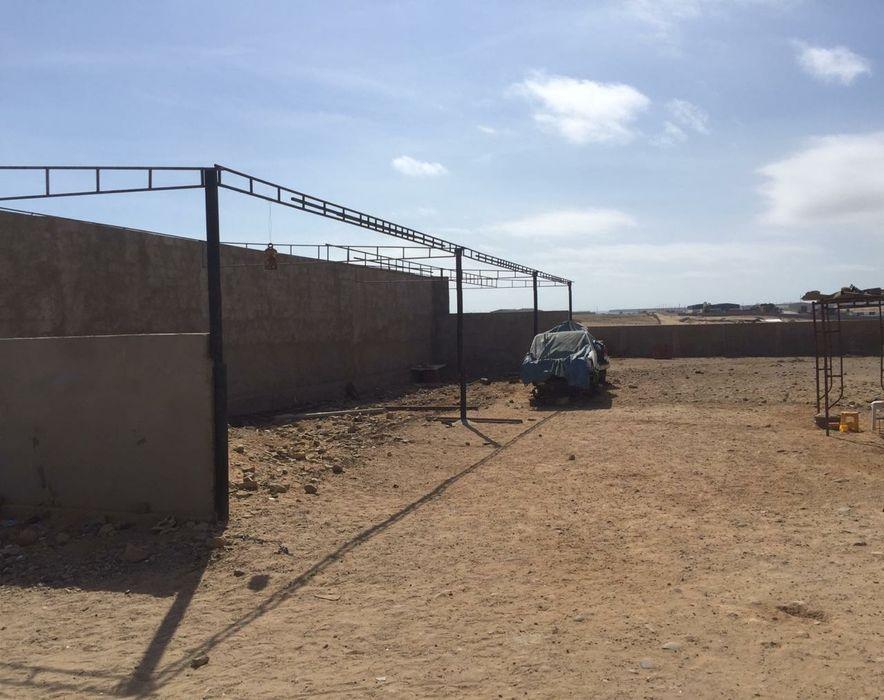 Disponivel este estaleiro no Namibe